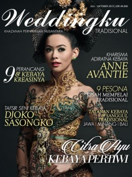 Cover Weddingku Juli-Oktober 2015