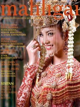 Cover Mahligai  Edisi Ke-6 2007