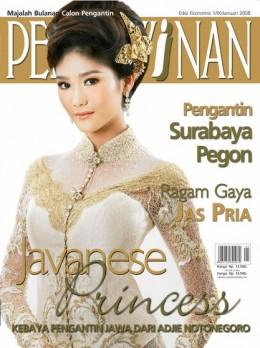 Cover Perkawinan Januari 2008