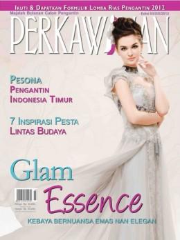 Cover Perkawinan Maret 2012