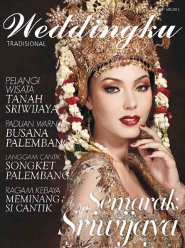 Cover Tradisional Weddingku Maret 2012