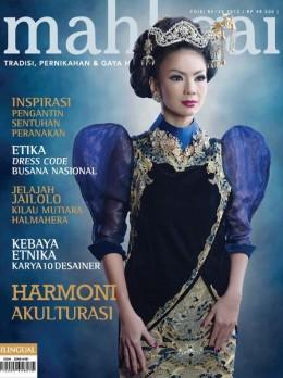 Cover Mahligai Edisi Ke-23 2012