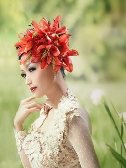 Novi Arimuko Modern with Flower 4