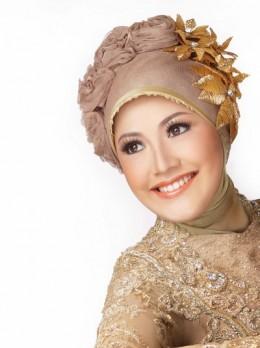 Novi Arimuko Hijab Bridal 5