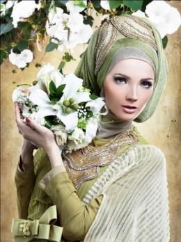 Novi Arimuko Hijab Bridal 1
